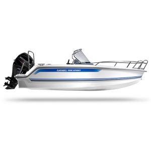 Ryds 488 Sport Motorboot