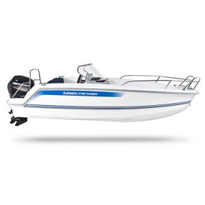 Ryds 548 Sport Motorboot