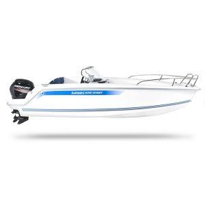 Ryds 628 Sport Motorboot