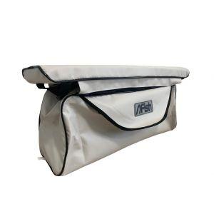 Sitztasche für FISH Schlauchboote mit viel Stauraum - verschiedene Ausführungen / FISH