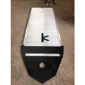 Aluminiumboden Ersatzboden Alu Floor (complete kit) für Mercury Schlauchboot 420 SPORT Heavy-Duty 8M0156303 / Quicksilver
