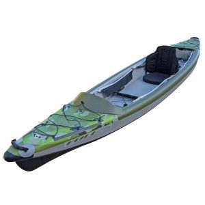 BIC Kajak YakkAir Full HP 2 Fishing (2019)