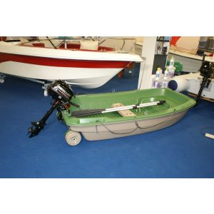 BIC Sportyak 245 inkl. 2,5 PS Mercury / Dinghy / Angelboot / Ruderboot