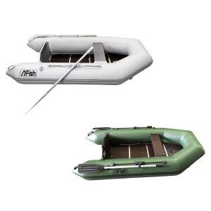 Fish 240 Luxus Schlauchboot grün