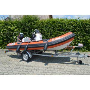 Schlauchboot RIB Valiant DR 400