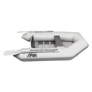 Fish 210 Schlauchboot hellgrau