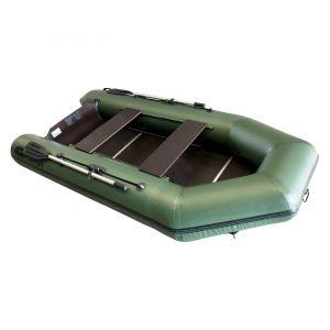 Fish 300 Luxus Schlauchboot grün