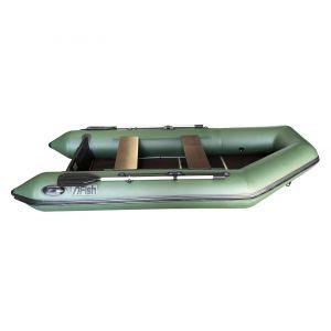 Fish 330 Luxus Schlauchboot grün