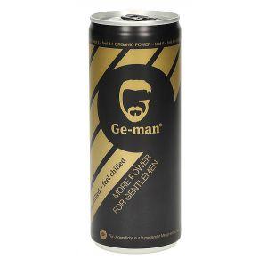 6x Ge-Man Energiedrink geman Powerdrink inkl. Pfand