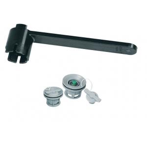 Set Ventil für Schlauchboote Drehverschlusskappe mit Ventilschlüssel