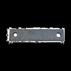 Gegenplatte 30 x 90 mm Trailer Anschlagplatte Montageplatte Befestigungsplatte für Bootstrailer Wohnwagen Caravans