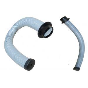 Kabelschutzsystem 80 cm lang Innenrohr 30 mm