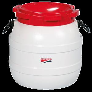 Kunststofftonne wasserdicht - verschiedene Größen / Grabner