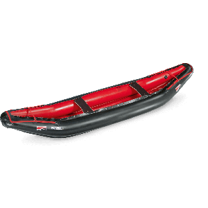 Outside Kanadier Luftboot aufblasbar 3 Personen  / Grabner