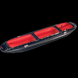 XR Trekking Kajak Kanadier 2 Personen Luftboot aufblasbar / Grabner