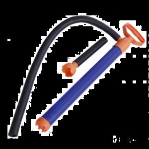 Handlenzpumpe Lenzpumpe 550mm mit Schlauch 800mm / Allpa