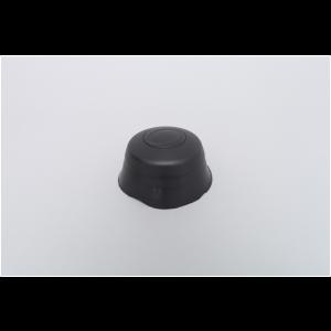 Kone Cone Heckone schwarz Ø 95 mm PVC Beschlag Applikation Kappe rund für Schlauchboote