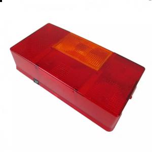 Lichtscheibe 9EL 137 792-031 Heckleuchten Glasabdeckung rechts 12V für Anhänger Rücklicht / HELLA