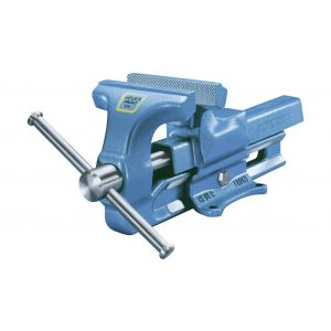 Schraubstock BROCKHAUS Heuer Vice Backenbreite 120 mm Parallelschraubstock in Profiqualität max. Spann-Weite 150mm