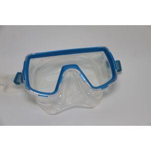 Taucherbrille Tauchbrille Brille Tauchmaske Blau / Tempered Glas / Tauchen Schnorcheln / Mares