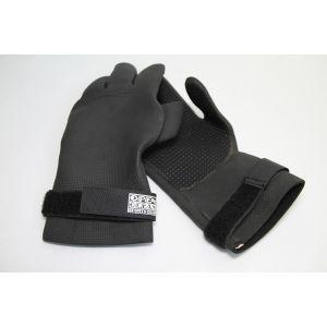 Fünf-Fingerhandschuh Tauchhandschuh Neoprenhandschuh aus 2,5 mm Neopren Schwarz Größe XL