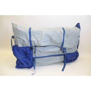 Schlauchboottasche Aufbewahrungstasche für Schlauchboot und Boden - 93 x 25 x 70 cm (gebraucht) / Zodiac