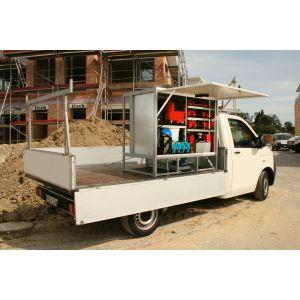 Pritschenbox Transportbox Werkzeugbox Systembox für Pritschen Fahrzeuge / Restposten