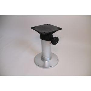 Stuhlfuss für Bootssitze feste Höhe 30 cm 360° drehbar / Osculati