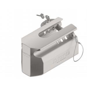 Diebstahlsicherung mit Diskussschloß Kastenschloss Security Box / Knott
