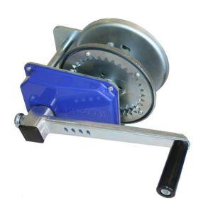 Seilwinde 950A mit Lastdruckbremse und Abrollautomatik / Knott