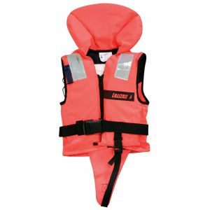 Rettungsweste 30 - 40 kg Kinder 150N Lifejacket Feststoffweste / Lalizas
