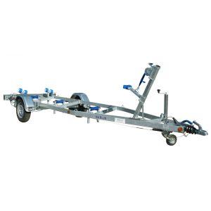 Bootstrailer BT 850 Kg Bootsanhänger Sliptrailer Slip-Trailer für Motorboote / Marlin