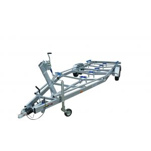 Bootstrailer BT 3000 Kg Bootsanhänger Sliptrailer Slip-Trailer für Motorboot / Marlin