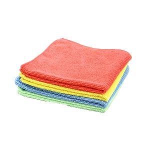 3er Set Microfasertücher Reinigungstücher Reinigung Tuch / Sjippie