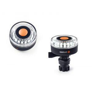 Navi light 360° Navimount LED Leuchten mit Navimount Basis Navisafe