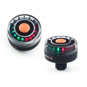 Navi light 360° RailBlaza TricolorDreifarben LED Leuchte mit Railblaza Basis Navisafe