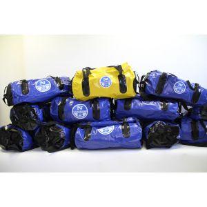Wasserdichte PVC Dry Bag Reisetasche Segeltasche 55 Liter Bootstasche Seesack Tasche für Wassersport & Camping - verschiedene Ausführungen / North Sails