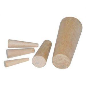 Notfallstopfen konisch aus Holz 10er Set 8 - 38 mm / Osculati