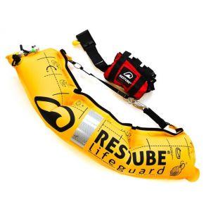 RESTUBE lifeguard Rettungsboje professionelle Anwendung / Restube
