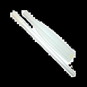 Ruder Paddel 130 cm teilbar Aluminium Schlauchboot Grau / Zodiac Bombard
