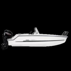 Ryds 484 VI / F-Line Konsolenboot Motorboot Sportboot Freizeitboot / RYDS