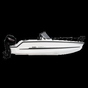 Ryds 490 VI Sport / F-Line Konsolenboot Motorboot Sportboot Freizeitboot / RYDS