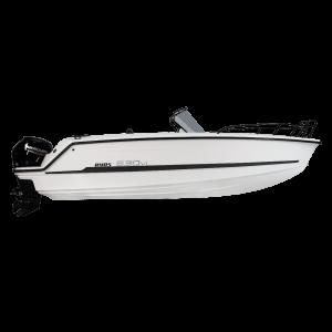 Ryds 630 VI MidC / F-Line Konsolenboot Motorboot Sportboot Freizeitboot / RYDS