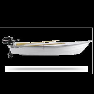 Ryds 390 / Angelboot Fischerboot Ruderboot / Ryds