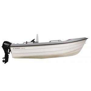 Ryds 438 BF Angelboot