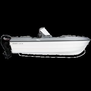 Ryds 538 BF / BIG Fish Flaggschiff Angelboot Fischerboot Ruderboot / RYDS