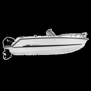 Ryds 630 VI Sport / F-Line Konsolenboot Motorboot Sportboot Freizeitboot / RYDS