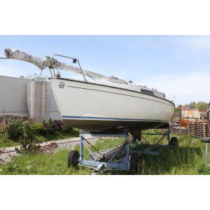 Segelboot Jollenkreuzer Dufour T 7