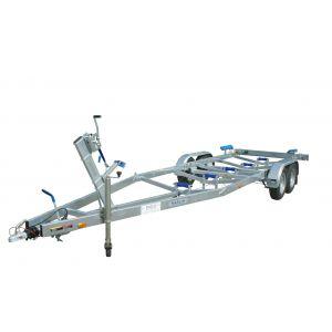Bootstrailer BT 2500 Kg Bootsanhänger Sliptrailer Slip-Trailer für Motorboot / Marlin