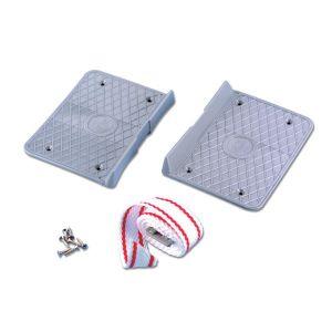 Doppelte feste Platte für Batterie oder Tank Befestigung / Trem